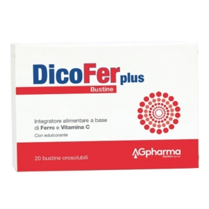 DicoFer plus Integratore alimentare - 20 bustine